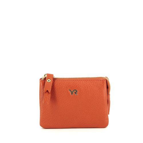 Yves renard  portefeuille oranje 195991