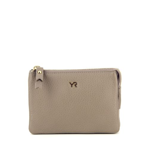 Yves renard accessoires portefeuille taupe 195998