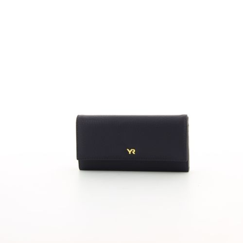 Yves renard accessoires portefeuille blauw 21857