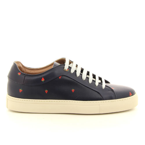 Paul smith herenschoenen sneaker blauw 98089