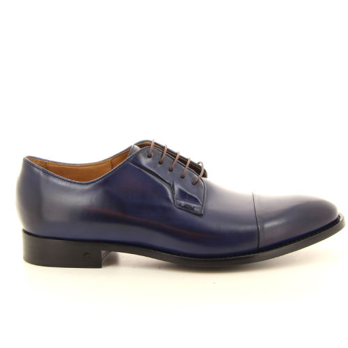 Paul smith herenschoenen veterschoen blauw 98067