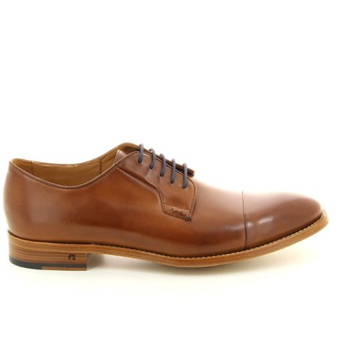 Paul smith herenschoenen veterschoen cognac 98067