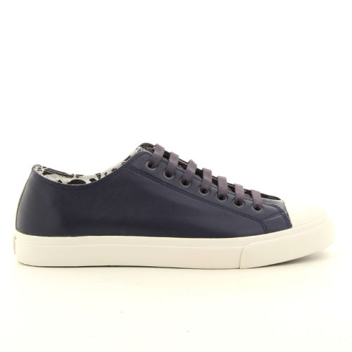 Paul smith herenschoenen sneaker donkerblauw 98098