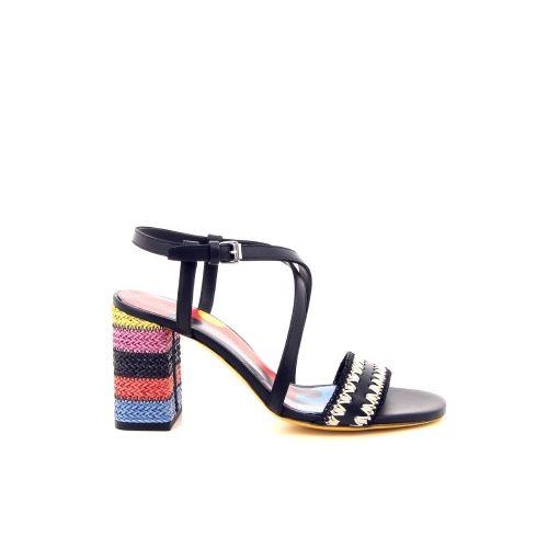 Paul smith damesschoenen sandaal zwart 181233