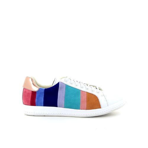Paul smith damesschoenen veterschoen wit 176522
