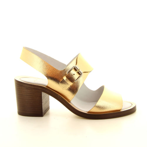 Paul smith damesschoenen sandaal goud rose 98046