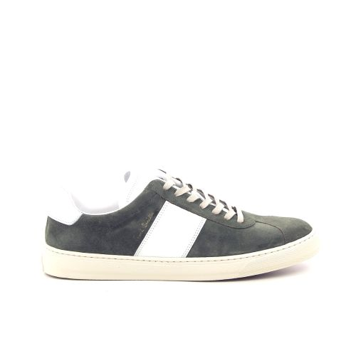 Paul smith herenschoenen sneaker kaki 176390