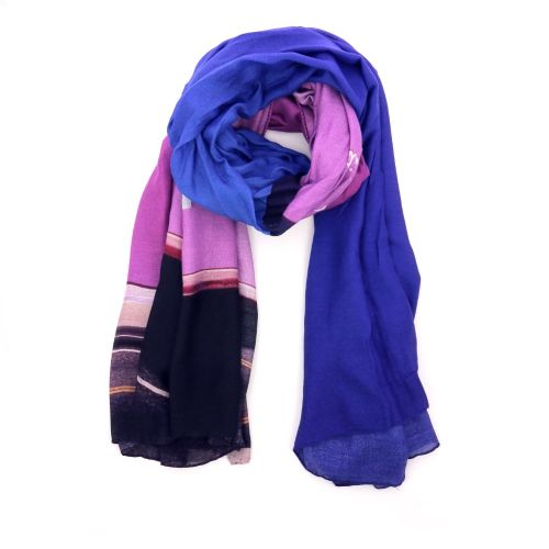Paul smith accessoires sjaals paars 192093