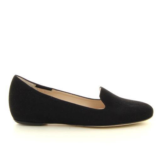 Rotta damesschoenen mocassin zwart 16331