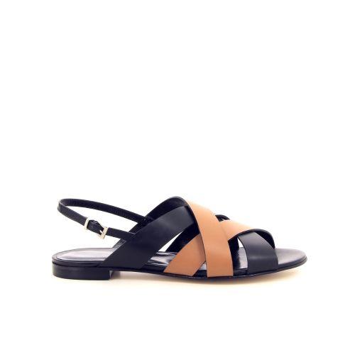 Rotta damesschoenen sandaal zwart 193403
