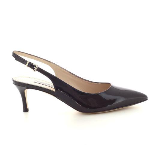 Rotta damesschoenen sandaal zwart 86372