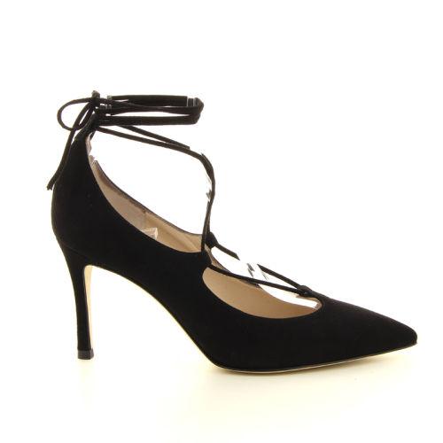 Rotta damesschoenen pump zwart 12852