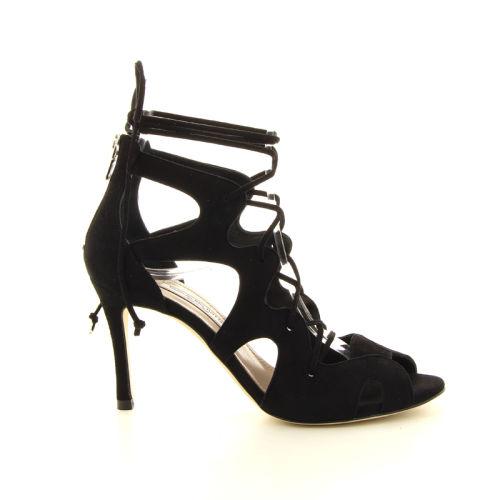 Rotta damesschoenen sandaal zwart 12849
