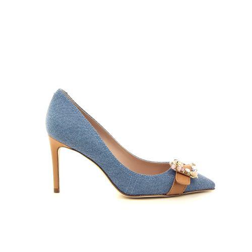Rotta damesschoenen pump lichtblauw 181963