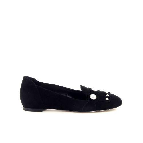 Rotta damesschoenen ballerina zwart 181964