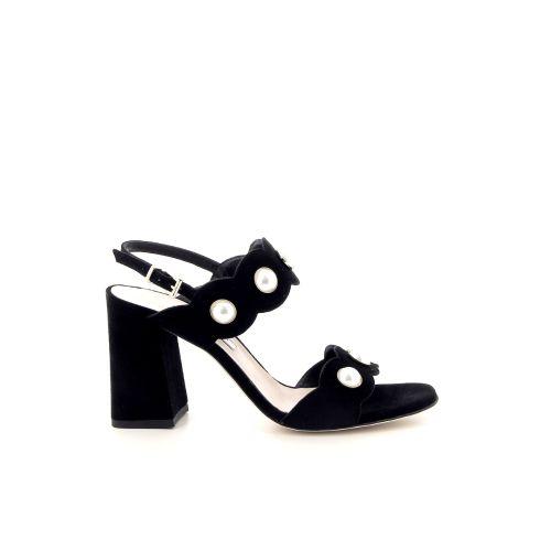 Rotta damesschoenen sandaal zwart 184957