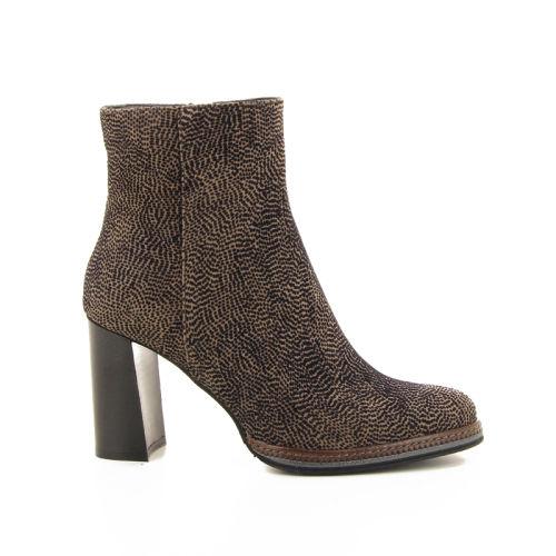 Maripe damesschoenen boots taupe 18189