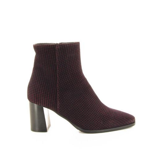 Maripe damesschoenen boots rood 18189