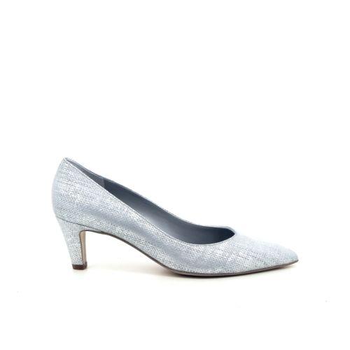 Maripe damesschoenen pump zilver 169049