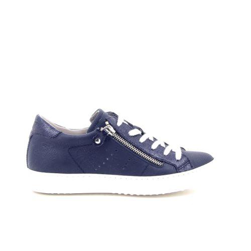 Maripe damesschoenen veterschoen blauw 169023