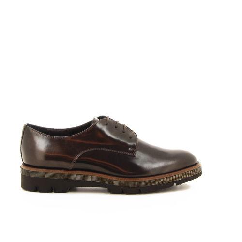 Maripe damesschoenen veterschoen bruin 18106