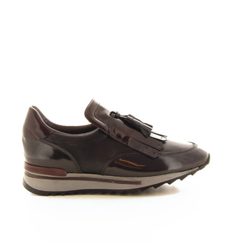 Maripe damesschoenen sneaker zwart 18199
