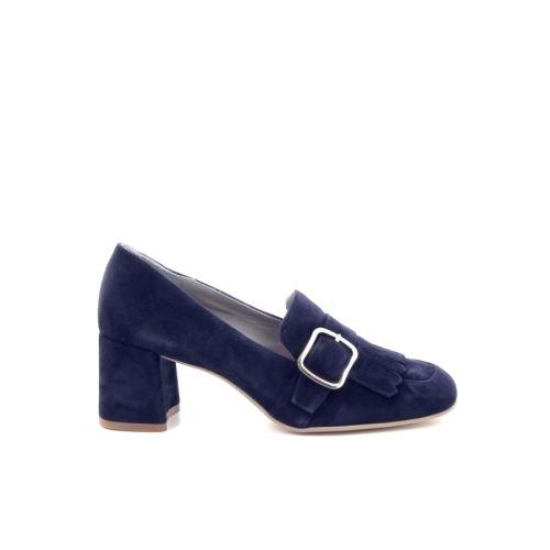Maripe damesschoenen mocassin donkerblauw 173376