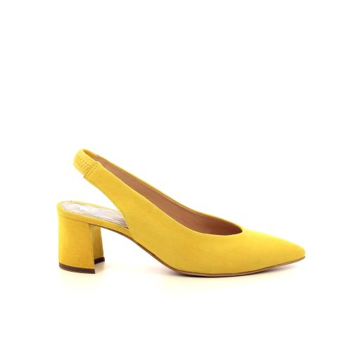Maripe damesschoenen sandaal geel 192590