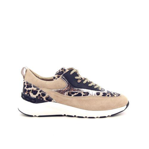 Maripe damesschoenen sneaker cognac 195857