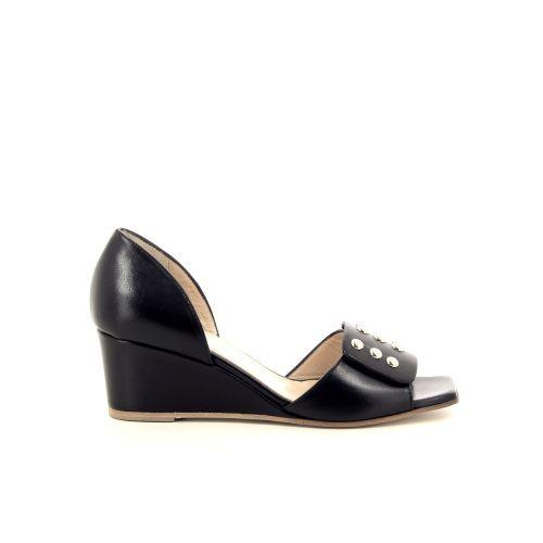 Benoite c  sandaal zwart 194856