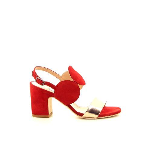 Benoite c solden sandaal geel 184568