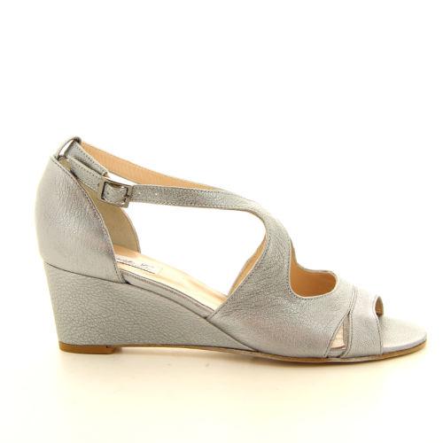 Benoite c solden sandaal grijs 13761