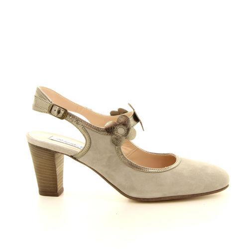 Benoite c damesschoenen sandaal taupe 13749