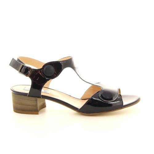 Benoite c damesschoenen sandaal blauw 13739