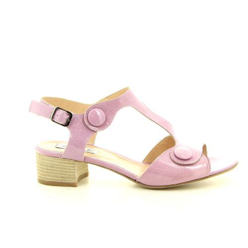 Benoite c damesschoenen sandaal rose 13739