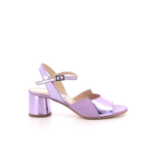 Benoite c damesschoenen sandaal licht naturel 194846