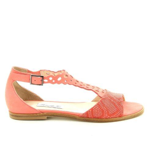 Benoite c damesschoenen sandaal rose 90372