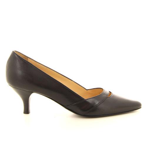 Benoite c damesschoenen pump zwart 13836
