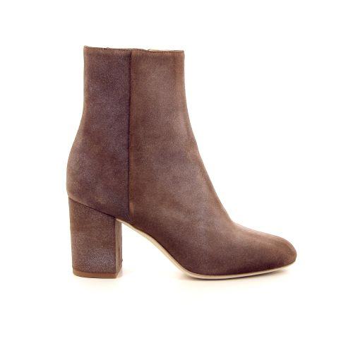 Benoite c damesschoenen boots cognac 184580
