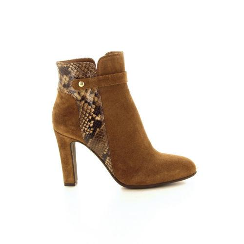 Caroline biss damesschoenen boots cognac 17933