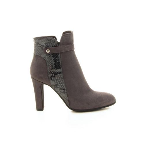 Caroline biss damesschoenen boots grijs 17933