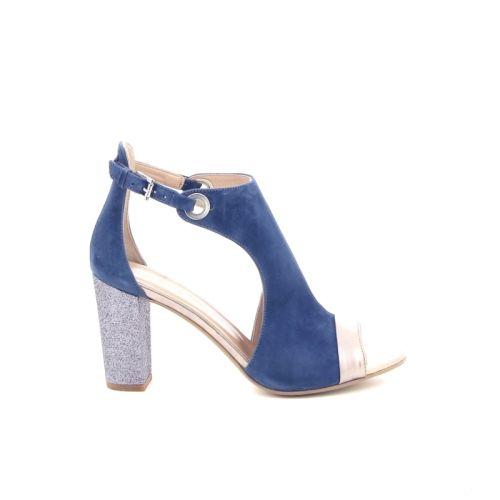 Caroline biss damesschoenen sandaal inktblauw 169409