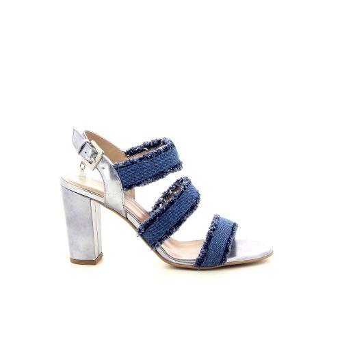 Caroline biss damesschoenen sandaal jeansblauw 182098