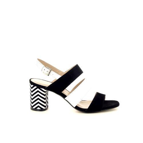 Caroline biss damesschoenen sandaal zwart 195329