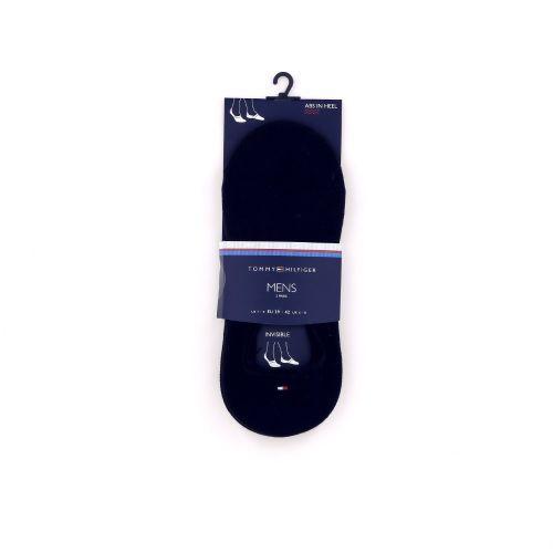 Tommy hilfiger accessoires kousen wit 190645