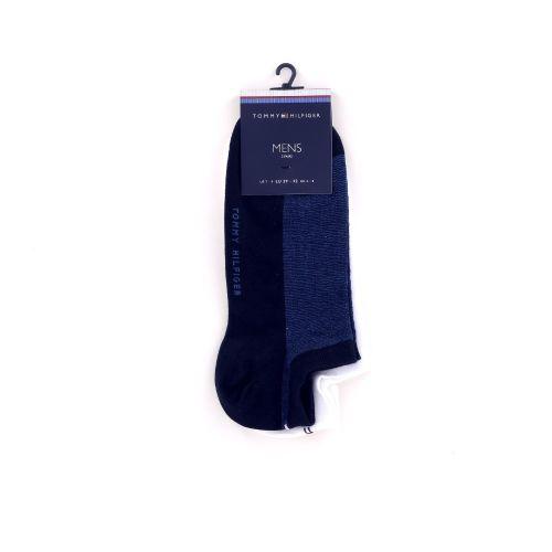 Tommy hilfiger accessoires kousen lichtblauw 193918