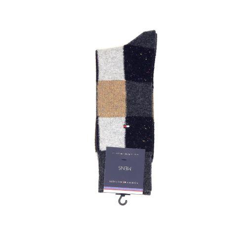 Tommy hilfiger accessoires kousen zwart 190638