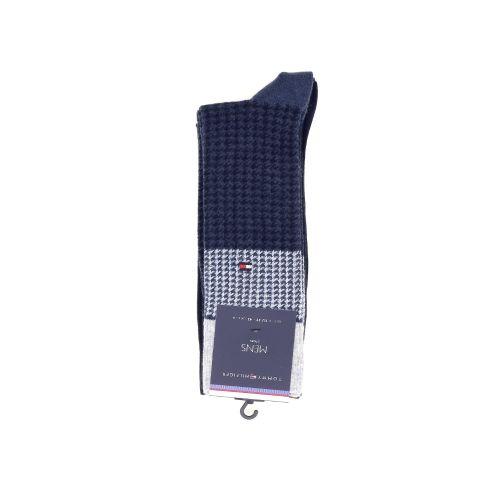 Tommy hilfiger accessoires kousen blauw 190632