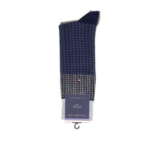 Tommy hilfiger accessoires kousen blauw 190631