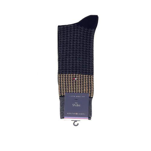 Tommy hilfiger accessoires kousen zwart 190632